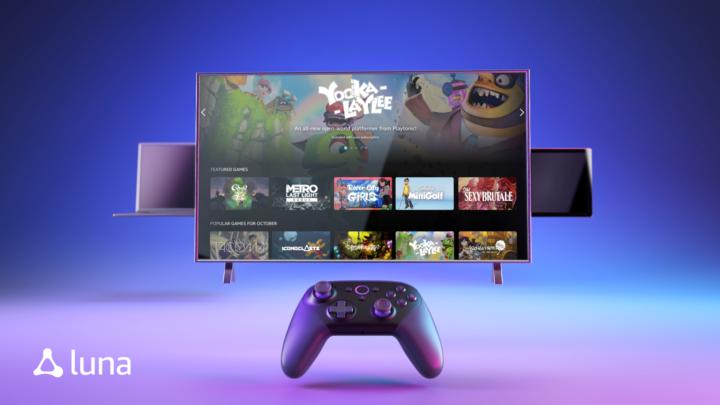 Luna, la risposta di Amazon a Xbox Series X e PlayStation 5