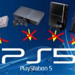 PlayStation 5, nessuna retrocompatibilità per i giochi PS3, PS2 e PS1