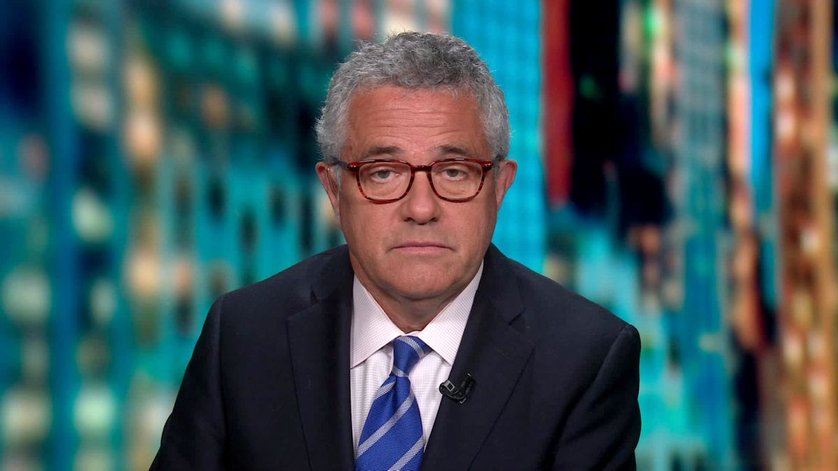 jeffrey toobin new yorker