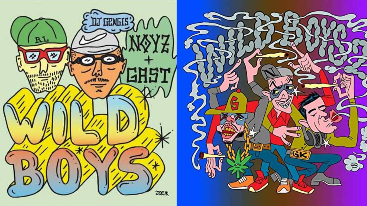 Wild Boys 1 e 2