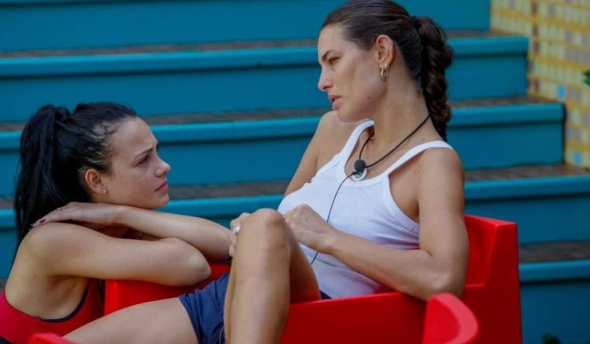 Adua Del Vesco e Dayane Mello