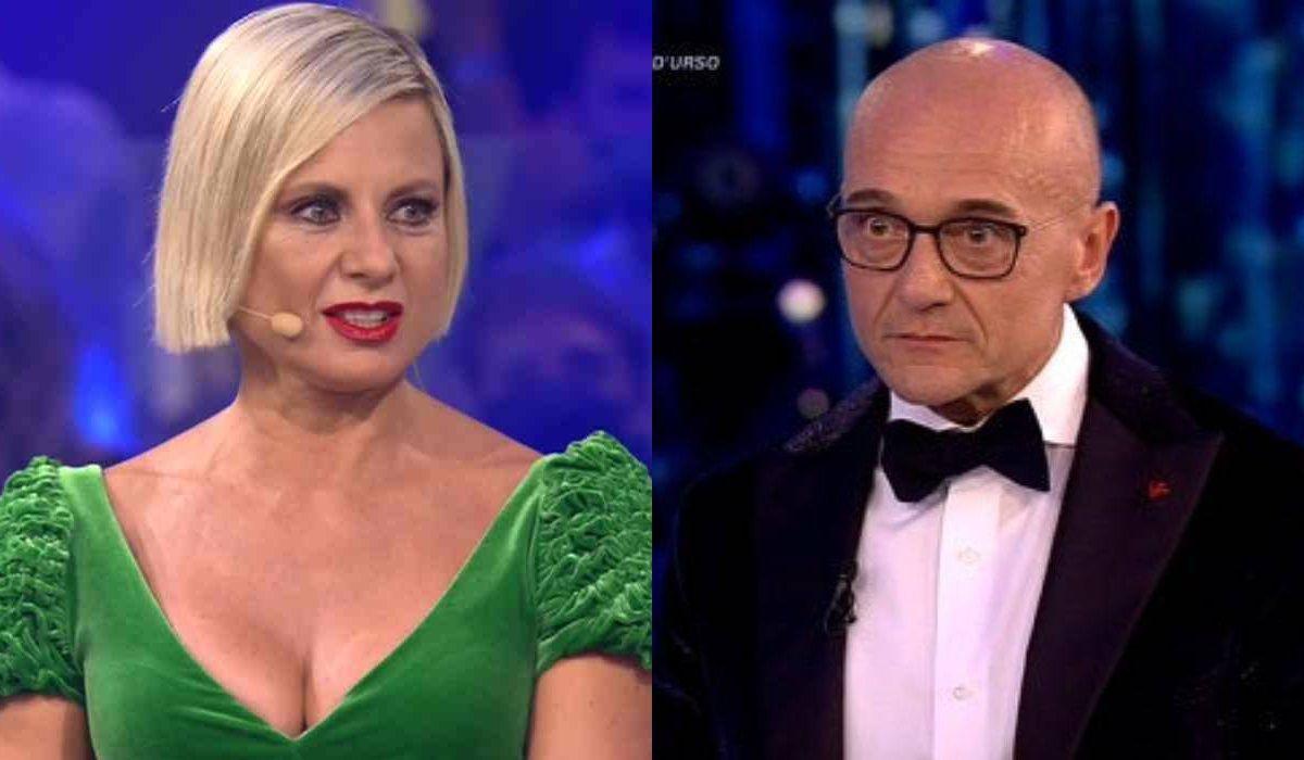 Alfonso Signorini critica Antonella Elia