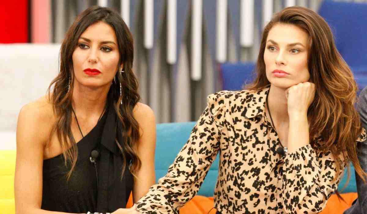 Dayane Mello e Elisabetta Gregoraci