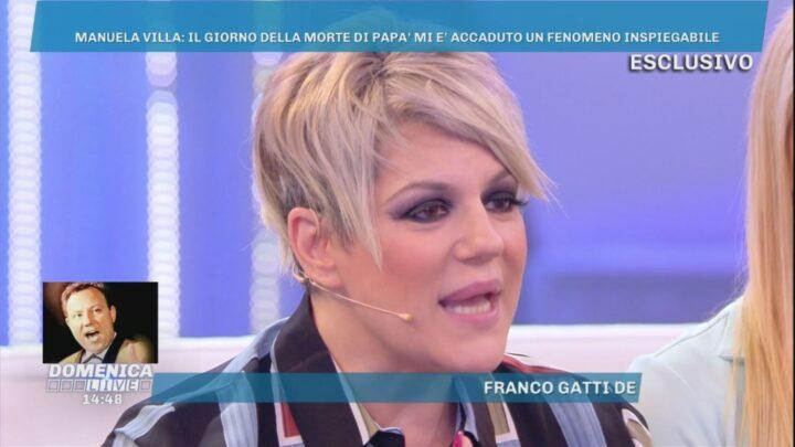 """Pomeriggio 5, Manuela Villa contraria alle donne in cerca di milionari: """"Oche che sono andate a caccia del paperone"""""""