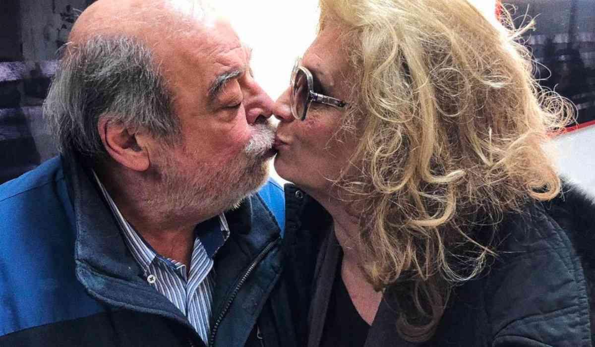 Fausto Pinna e Iva Zanicchi