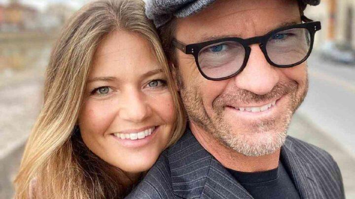 Chi è Giada Parra, la moglie dell'attore Paolo Conticini?
