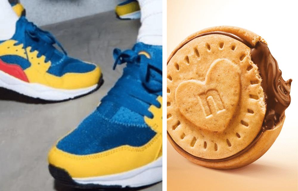 """Scarpe della Lidl come i Nutella Biscuits? Cosa c'è dietro a questo """"strano"""" successo"""