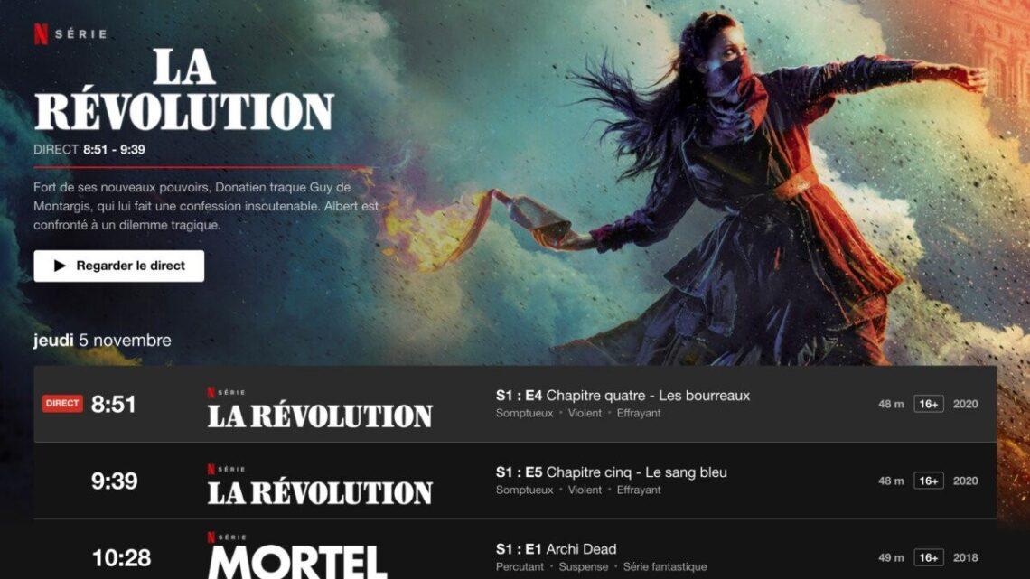 Netflix Direct: l'equivalente di un canale TV è disponibile in Francia