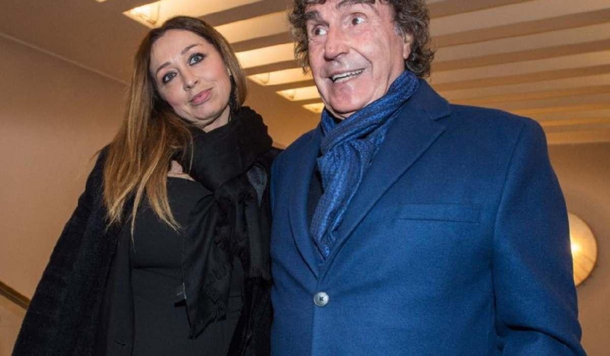 Tiziana Giardoni e Stefano D'Orazio