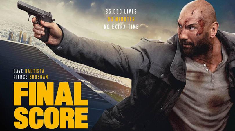 Final Score: Trama e curiosità sul film d'azione con Dave Bautista