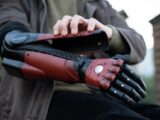 metal gear braccio