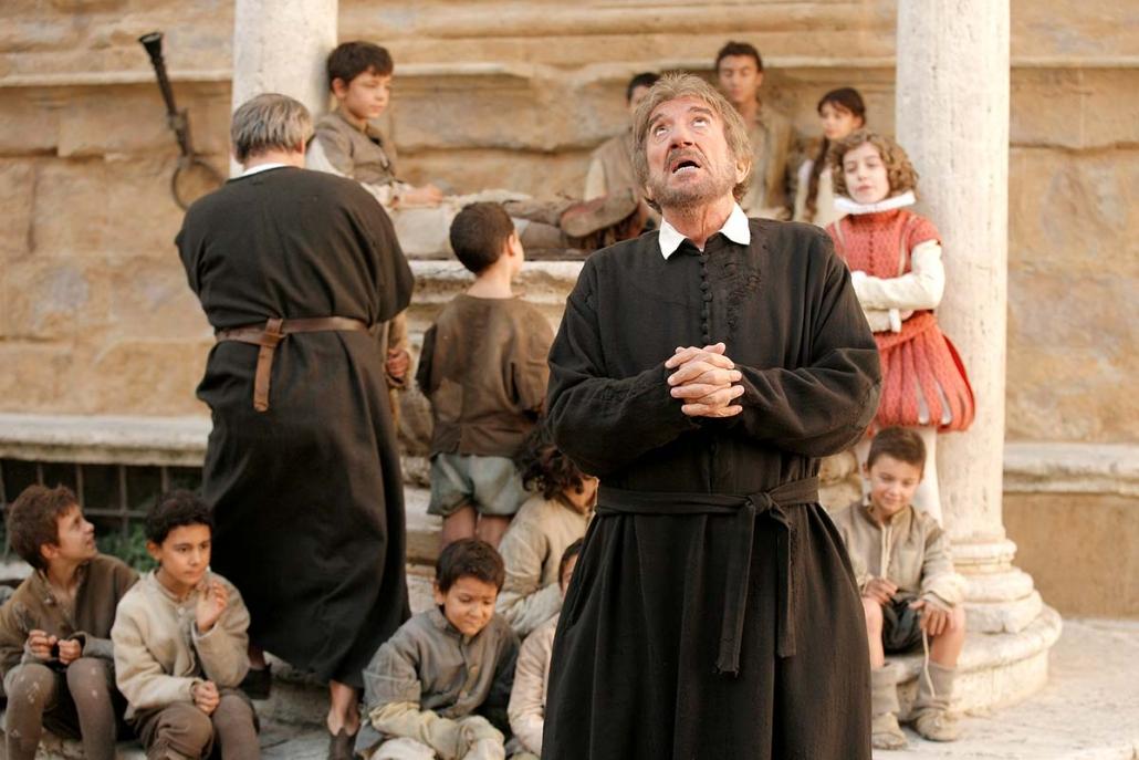 Filippo Neri nel film