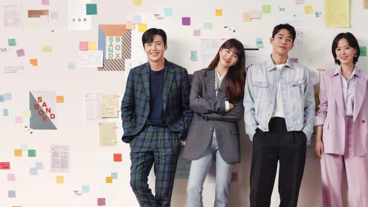Start-Up dal 13 dicembre su Netflix: trama e cast