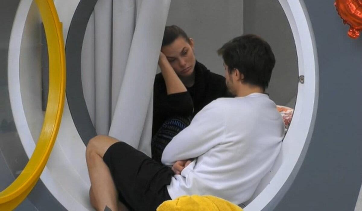 Andrea Zelletta e Dayane Mello