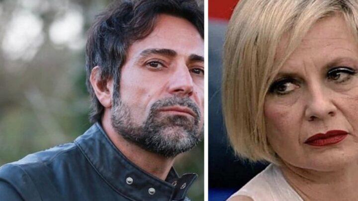 """Domenica Live, Pietro Delle Piane sulla ex Antonella Elia: """"Non c'è un tradimento, ma l'ho delusa"""""""