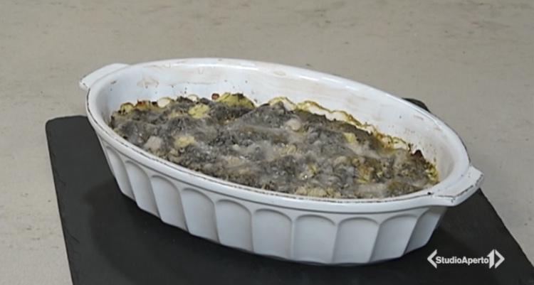 Cotto e Mangiato ricetta 22 dicembre 2020: lasagna light