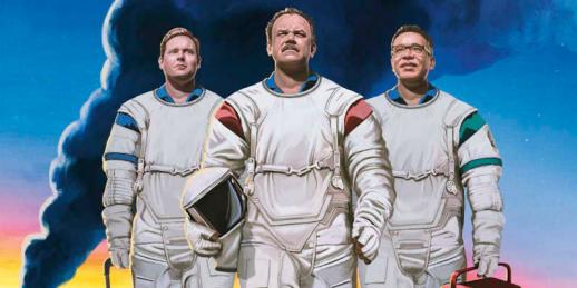 Moonbase 8 dal 14 dicembre su Sky Atlantic: trama e cast