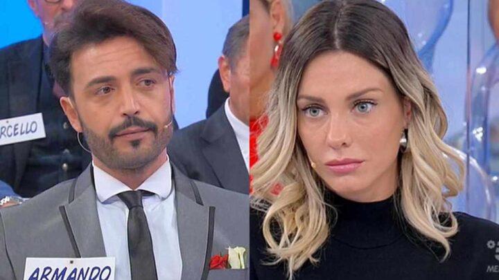 Uomini e Donne, oggi: Lucrezia fa arrabbiare Armando, De Matteis elimina Marianna