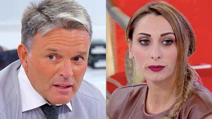 Uomini e Donne, oggi: accesa discussione in studio, Maurizio sbugiarda Valentina