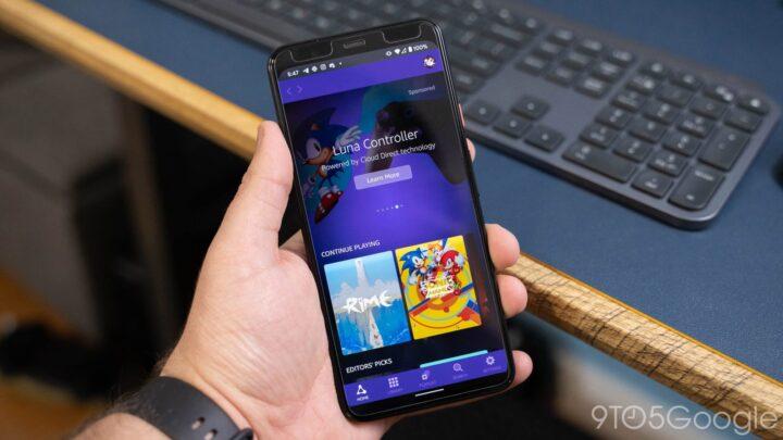 Amazon Luna, il cloud gaming del colosso dell'e-commerce sbarca su Android