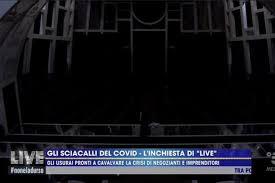 """Live-non è la d'Urso blackout  in studio: """"Siamo rimasti senza luce"""""""