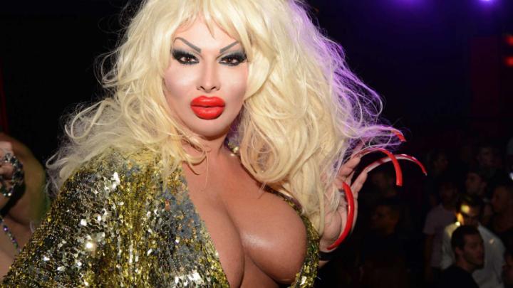 Chi è Elenoire Ferruzzi, trans che sarà concorrente del GF Vip 5?
