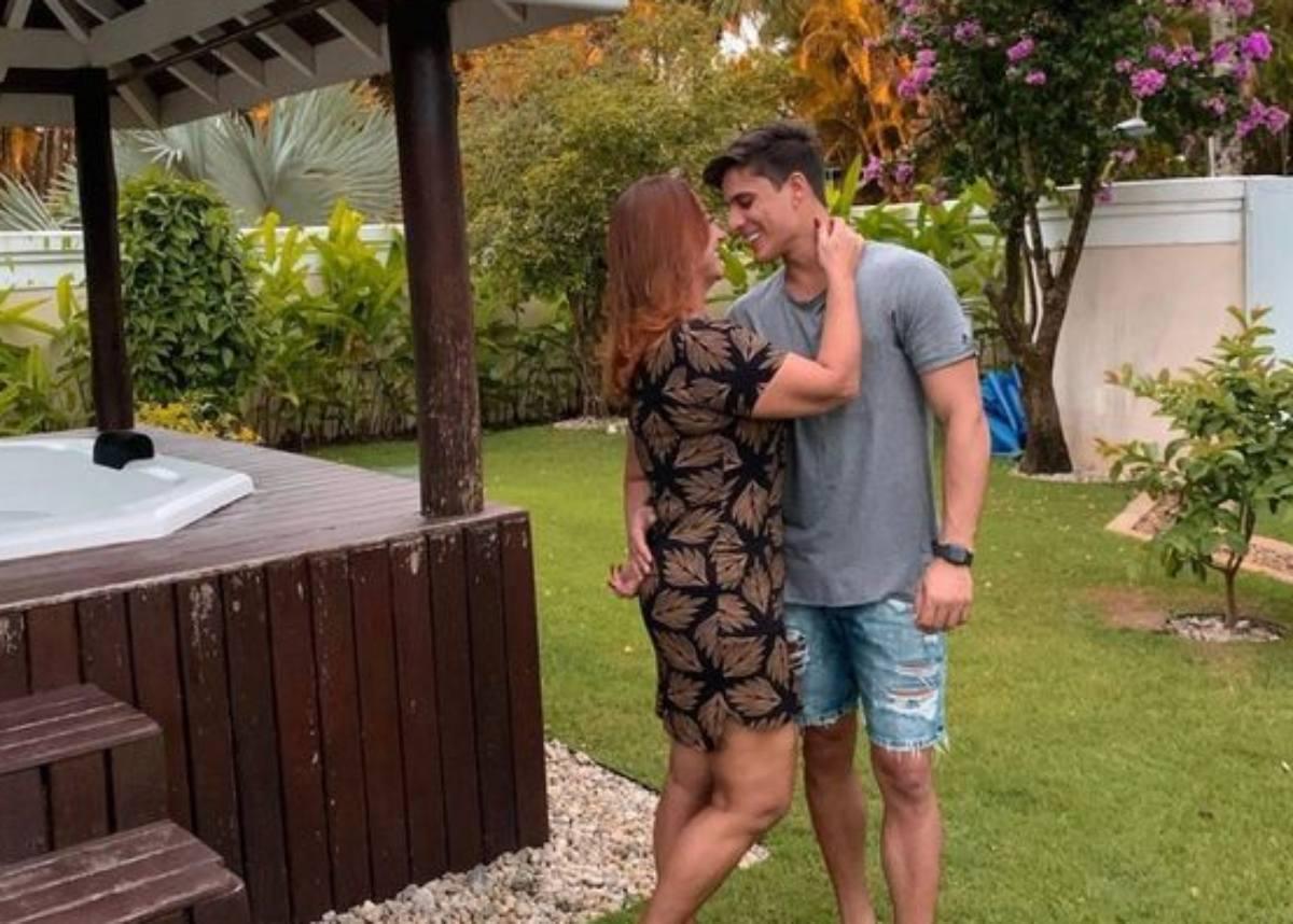 fidanzato madre neymar