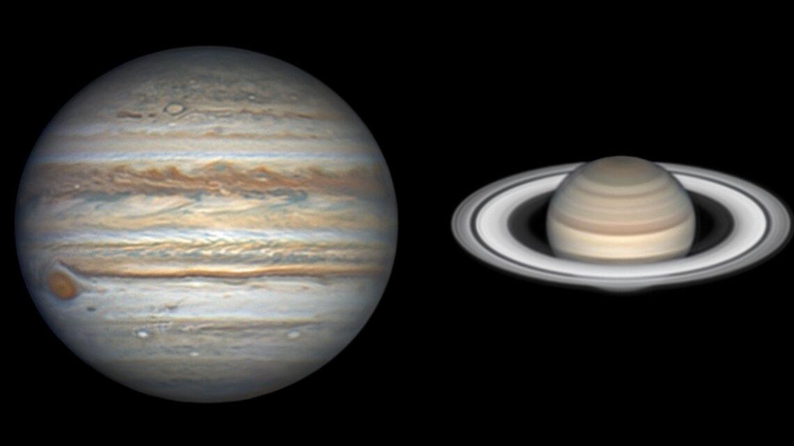 Giove e Saturno oggi, 21 dicembre 2020, in congiunzione: la Stella di Natale