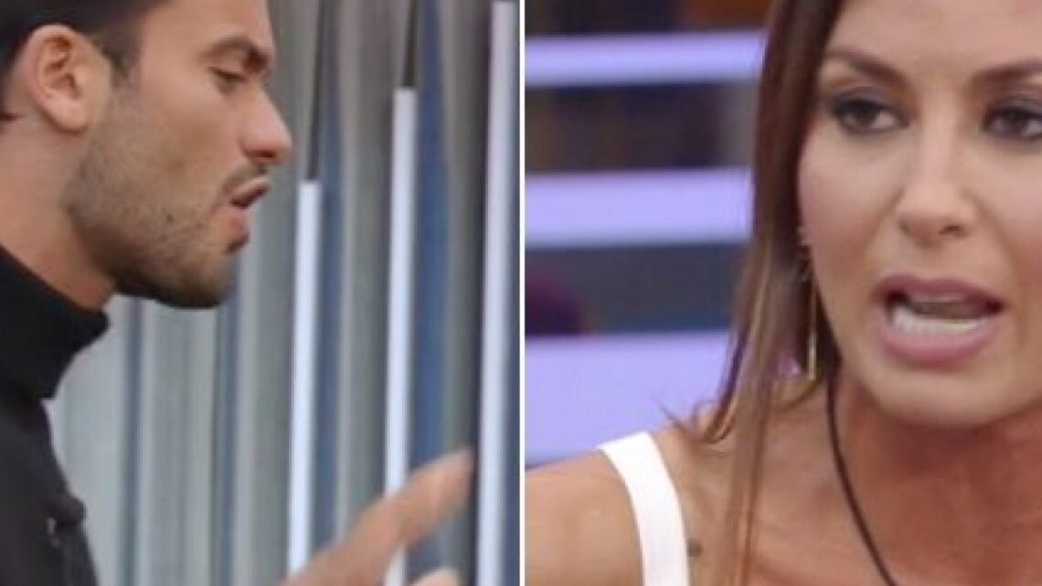 """GF Vip, Pierpaolo Pretelli litiga con Elisabetta Gregoraci: """"Non sei stata chiara"""""""