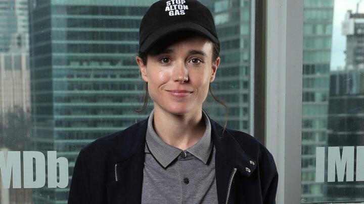 Ellen Page è transessuale e si chiama Elliot: l'annuncio sui social