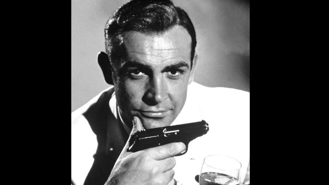 La pistola di 007 usata da Sean Connery nel suo debutto è stata venduta per $256,000