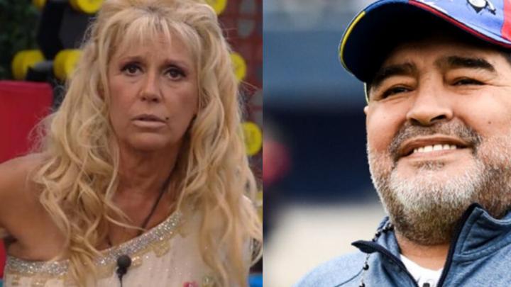 """GF Vip, Maria Teresa Ruta commossa per la scomparsa di Maradona: """"Era una persona generosa"""""""