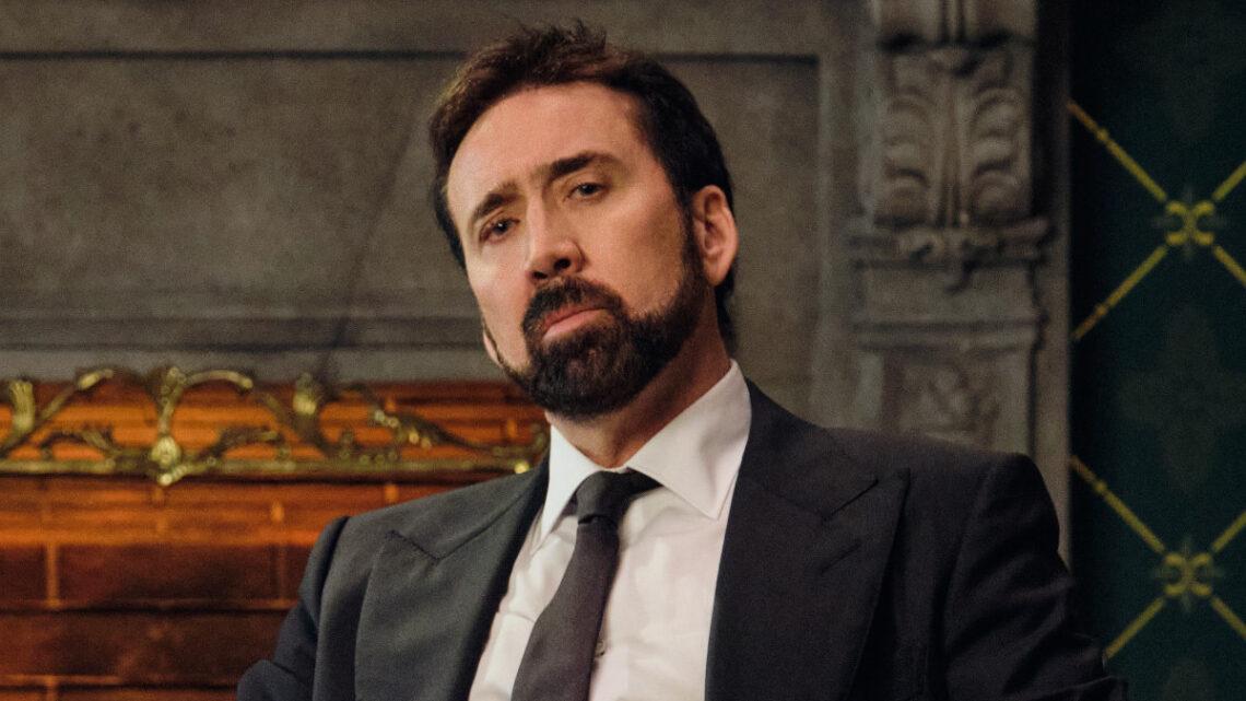 """Arriva su Netflix """"La Storia delle Parolacce"""", con Nicolas Cage"""