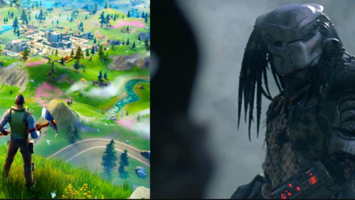 Fortnite, in arrivo il crossover del film Predator