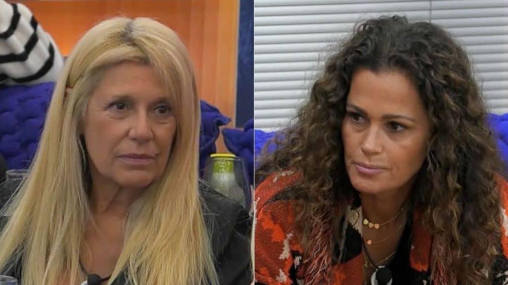 "GF Vip, Samantha De Grenet su Maria Teresa Ruta: ""Non credo ai suoi pianti"""