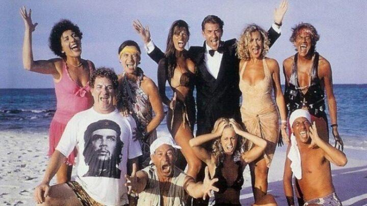Selvaggi, il film comico del 1995 diretto da Carlo Vanzina. Nel cast doveva esserci anche Pieraccioni