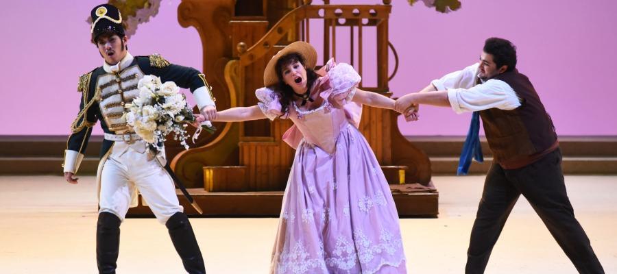 Elisir d'amore, Opera di Donizzetti in onda su Rai 5