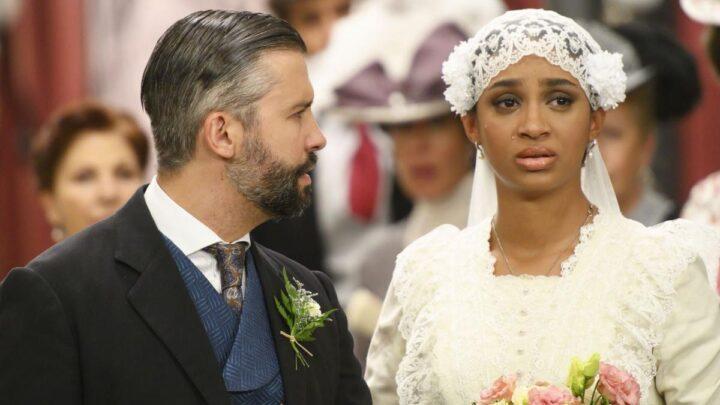 Anticipazioni Una Vita, puntate dal 18 al 24 gennaio 2021: annullato il matrimonio di Marcia  e Felipe