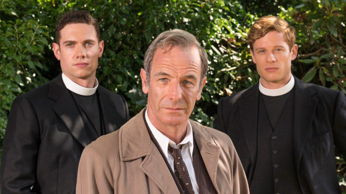 Grantchester stagione 5 dal 14 gennaio su Giallo: trama e cast