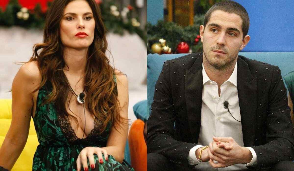 Tommaso Zorzi e Dayane Mello