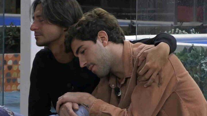 """Tommaso Zorzi alza il gomito al GF Vip e svela: """"Oppini? Forse si sposa, ma non con me"""""""