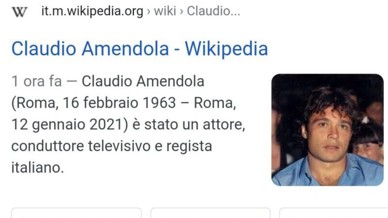 amendola wikipedia