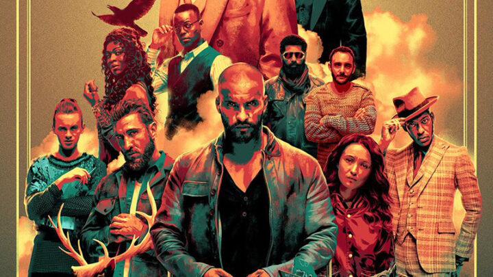 American Gods stagione 3 dall'11 gennaio su Amazon Prime Video