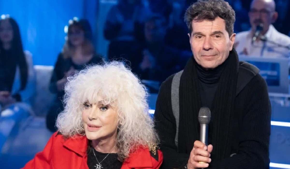 Claudio Rego e Donatella Rettore