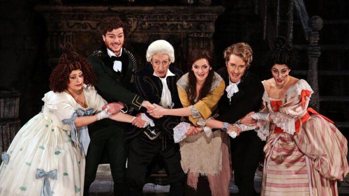 La Cenerentola opera teatrale in onda su Rai 5
