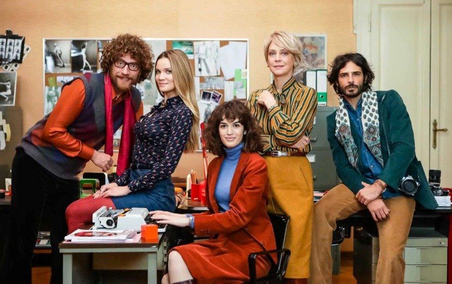 Made in Italy: il cast, trama e curiosità sulla fiction sulla moda italiana
