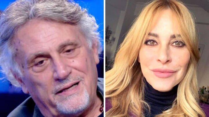 """Live, Andrea Roncato sull'ex moglie Stefania Orlando: """"Aveva un altro"""", ma emerge un'altra versione"""