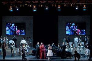 Vespri siciliani,  edizione teatro di Torino, in onda su Rai 5