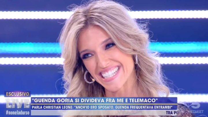 """Non è la d'Urso, la gaffe di Guenda Goria sua madre Maria Teresa e Baccini: """"Non colto ho sul fallo"""""""