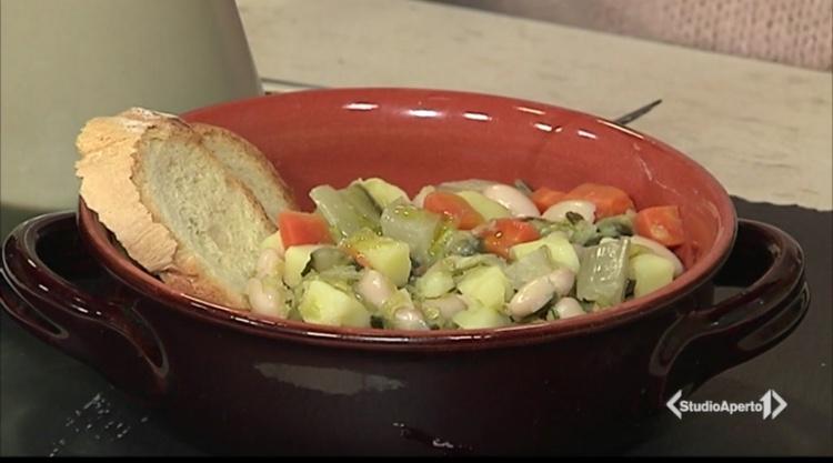 Cotto e Mangiato ricetta 11 febbraio 2021: zuppa invernale